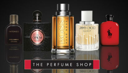 the perfume shop store image